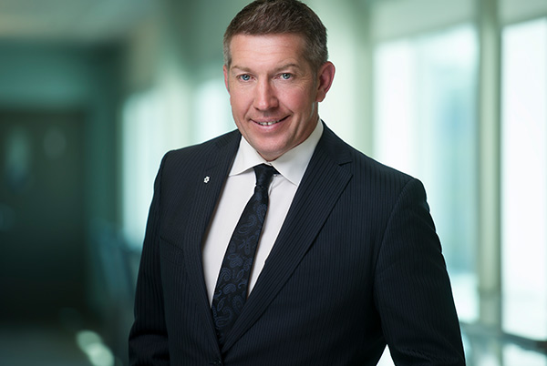 2020 Olds College Honorary Degree Recipient Sheldon Kennedy